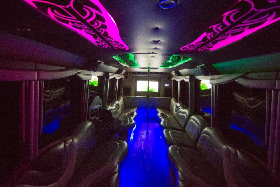AllStar Party Bus