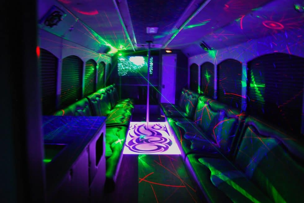 Atlantis Party Bus