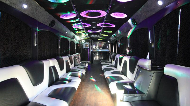 Black I Party Bus