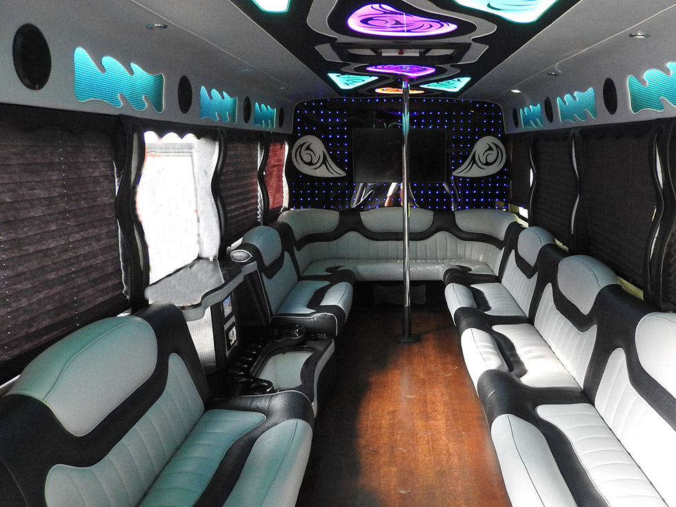 Black Stallion Party Bus