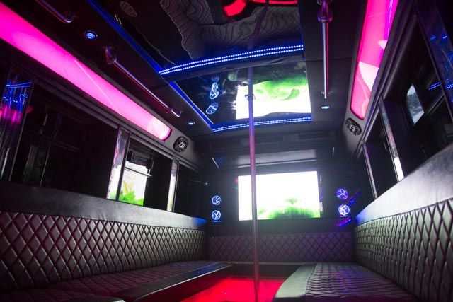 Blackhawk Party Bus