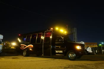 Eclipse Party Bus