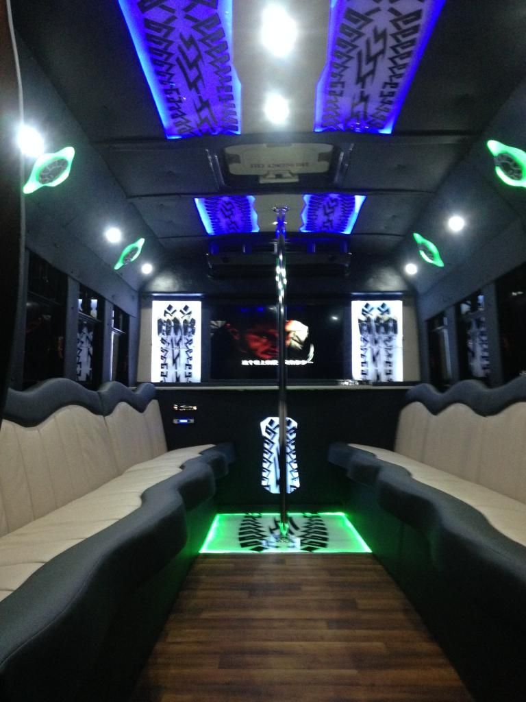Fantasia Party Bus