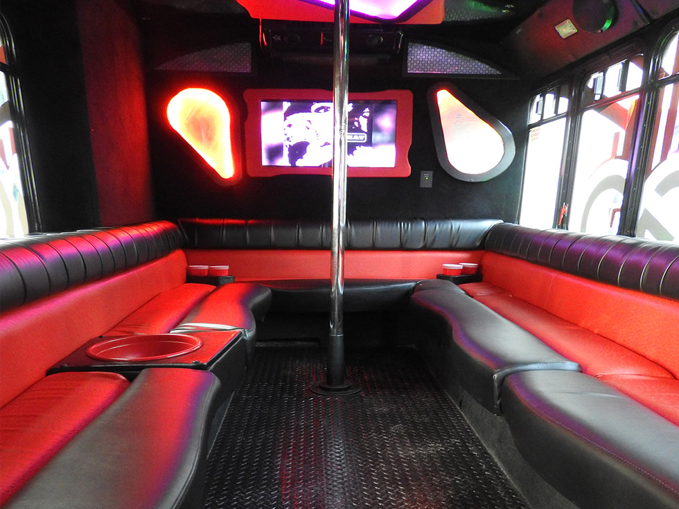 Paris Party Bus