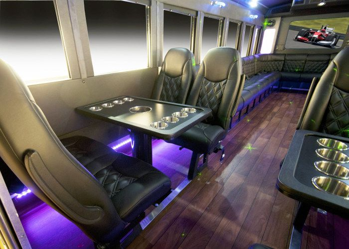 Royal Party Bus