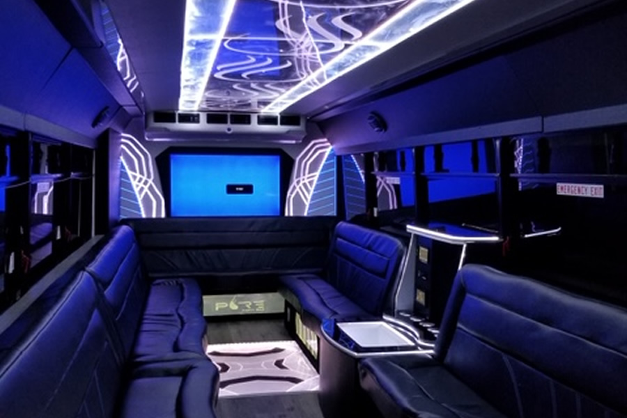 Star Party Bus