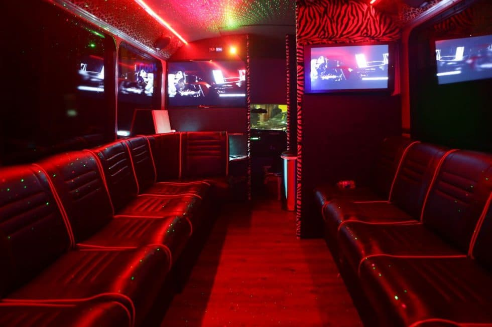 Stinger Party Bus
