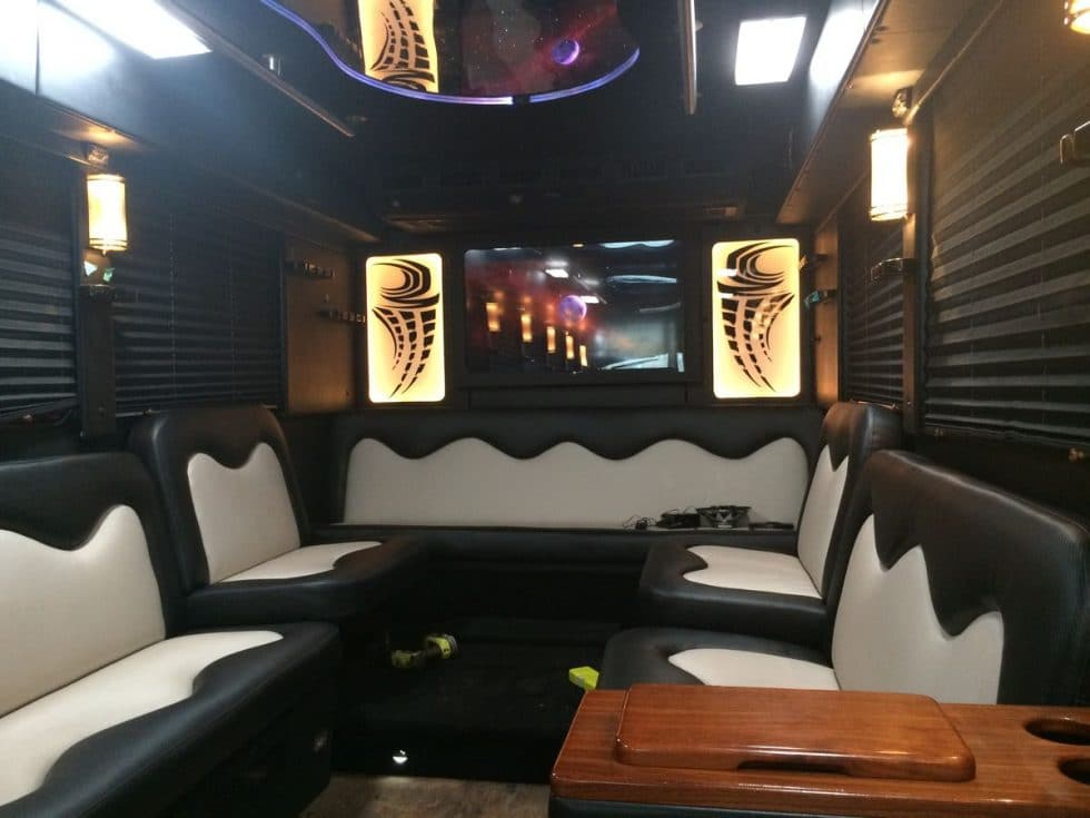VIP Party Bus